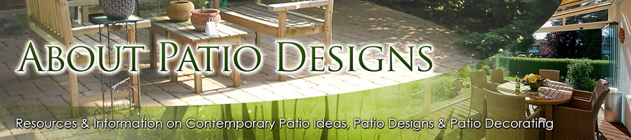 About Patio Designs